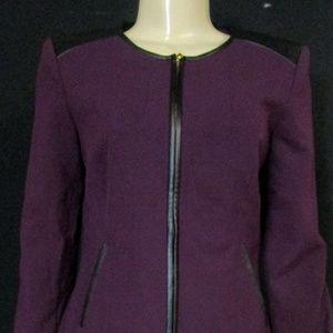 Calvin Klein Jackets Purple 6